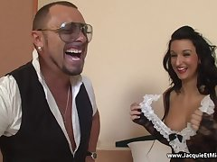Susy Gala hot spanish MILF porn video