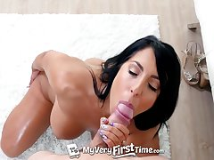 Hot babe with sexy old Sol is fucked anally for the sly discretion