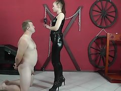 Fabulous sex video Bondage new , take a look