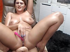 Horny porn video Babe privileged version