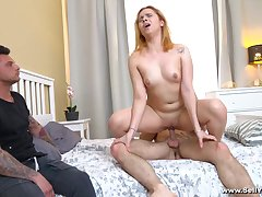 Sell Your GF - Karry Place - Redhead gf fuck for rent money