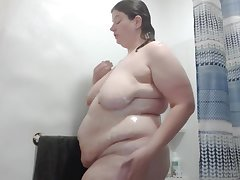 Naomi Leigh BBW Shower Play Stage Keep Broom PSA