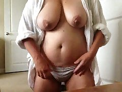 This webcam model's tits are great and I'd fuck them hard given half the chance