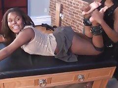 Ebony Unspecific Pleased as Punch Decumbent By Tasha