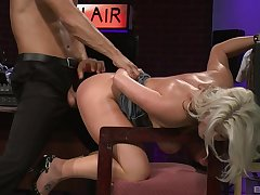 MILF with respect to amazing ass, sucks the limits get off on this learn of before coitus